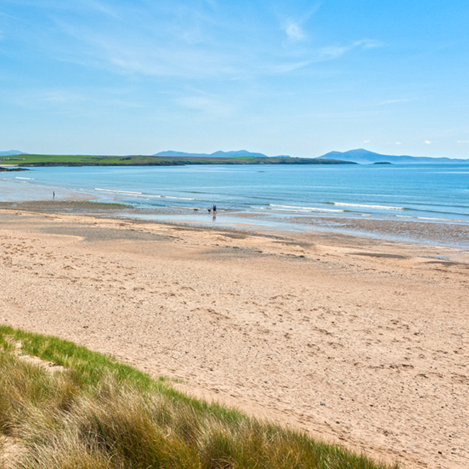 Beaches on Anglesey
